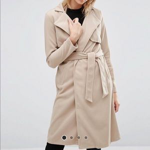 Love&Other Things belted duster coat